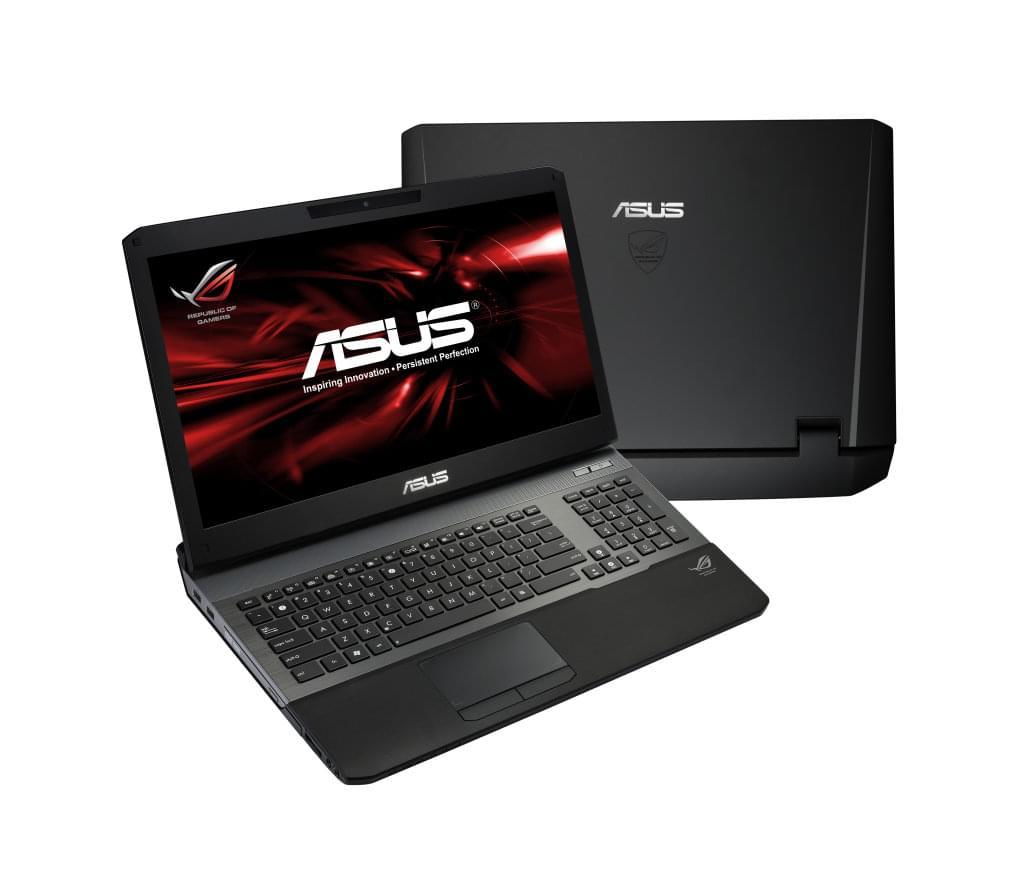 Asus G75VW-9Z203V 3D (G75VW-9Z203V) - Achat / Vente PC portable sur Cybertek.fr - 0