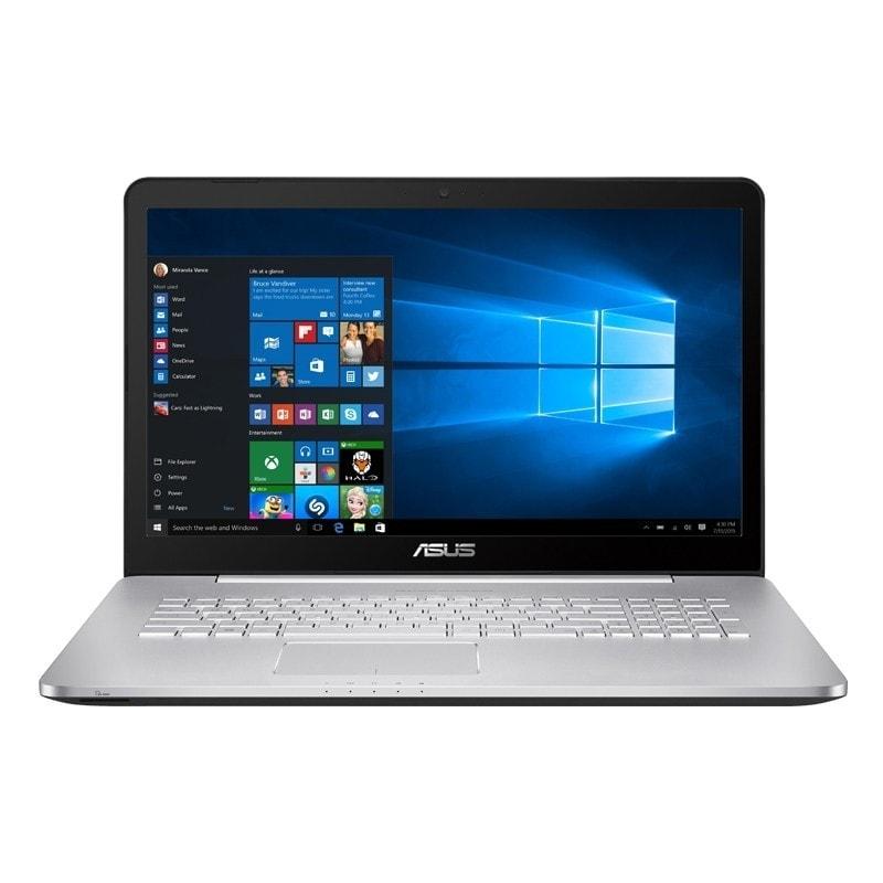 Asus N752VX-GB187T (90NB0AY1-M02170) - Achat / Vente PC portable sur Cybertek.fr - 2