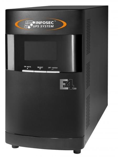 Infosec E4 LCD 2000 (65175) - Achat / Vente Onduleur - Multiprises sur Cybertek.fr - 0