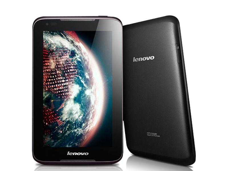 Lenovo A1000 L WiFi (59385952) - Achat / Vente Tablette tactile sur Cybertek.fr - 0