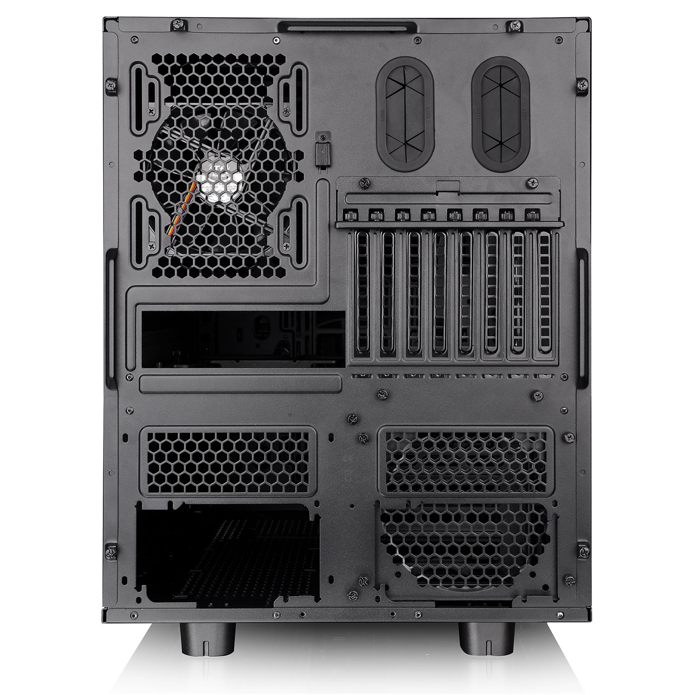 Thermaltake Cube/ss alim/E-ATX Noir - Boîtier PC Thermaltake - 2