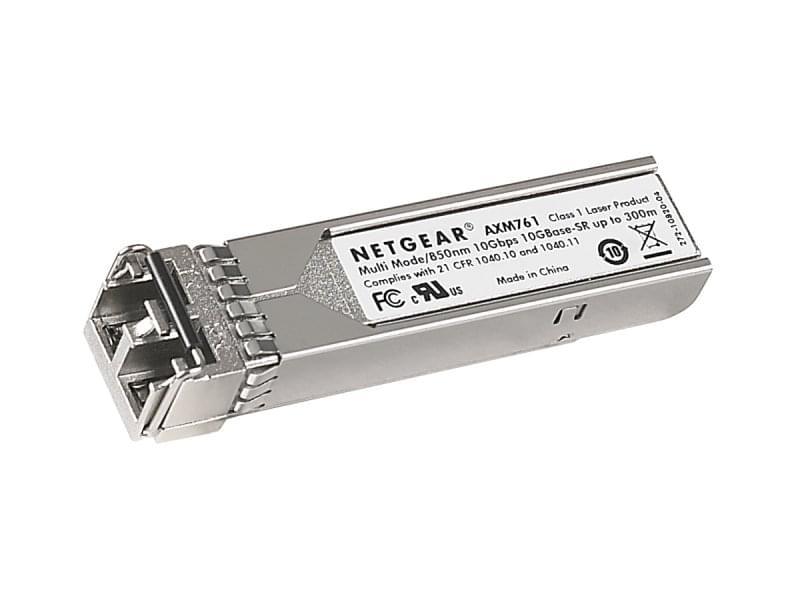 Netgear Module Fibre SFP AXM761-10000S (AXM761-10000S) - Achat / Vente Réseau divers sur Cybertek.fr - 0