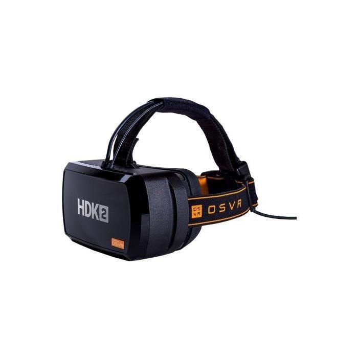 Razer Casque VR OSVR HDK V2.0 (VR17-B1412000-B3M1) - Achat / Vente Objet connecté / Domotique sur Cybertek.fr - 0