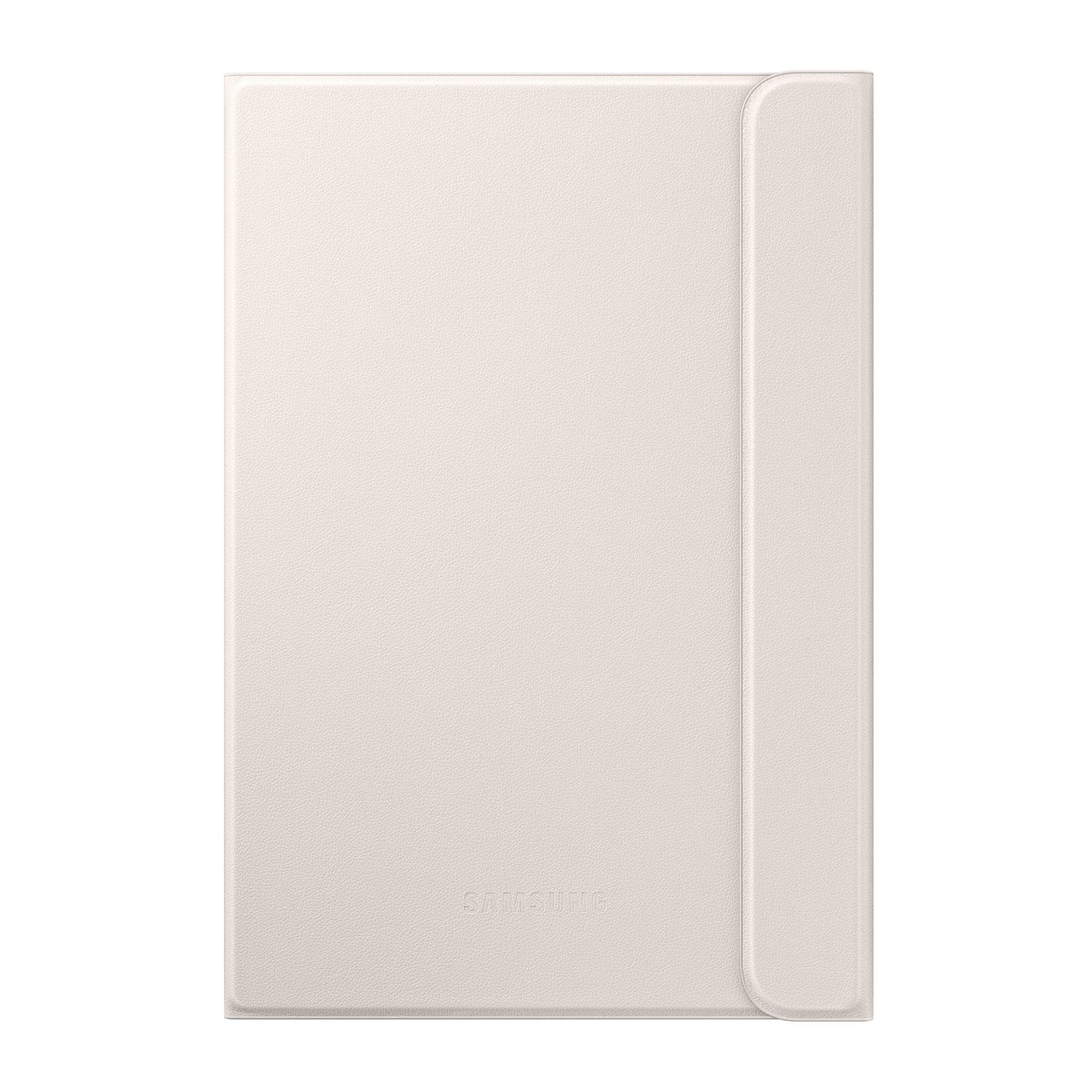 """Samsung Book cover blanc Galaxy Tab S2 8""""  (EF-BT710PWEGWW) - Achat / Vente Accessoire Tablette sur Cybertek.fr - 0"""