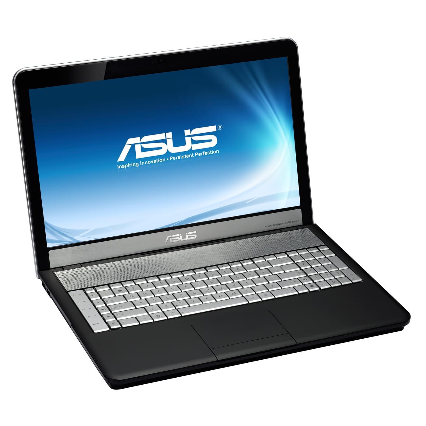 Asus N75SL-V2G-TY089V (N75SL-V2G-TY089V) - Achat / Vente PC portable sur Cybertek.fr - 0