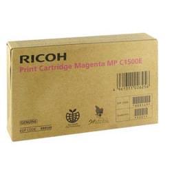 Toner Magenta 3000p pour MP C1500E - 888549 pour imprimante Laser Ricoh - 0