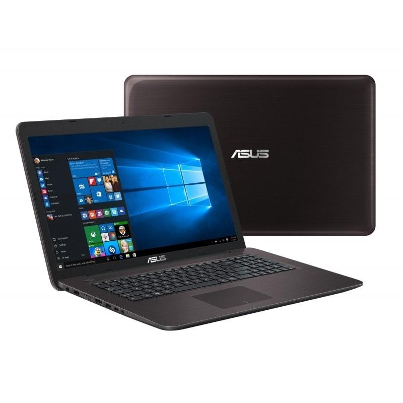 Asus X756UB-TY055T Marr. (90NB0A11-M00590 fdv) - Achat / Vente PC Portable sur Cybertek.fr - 0
