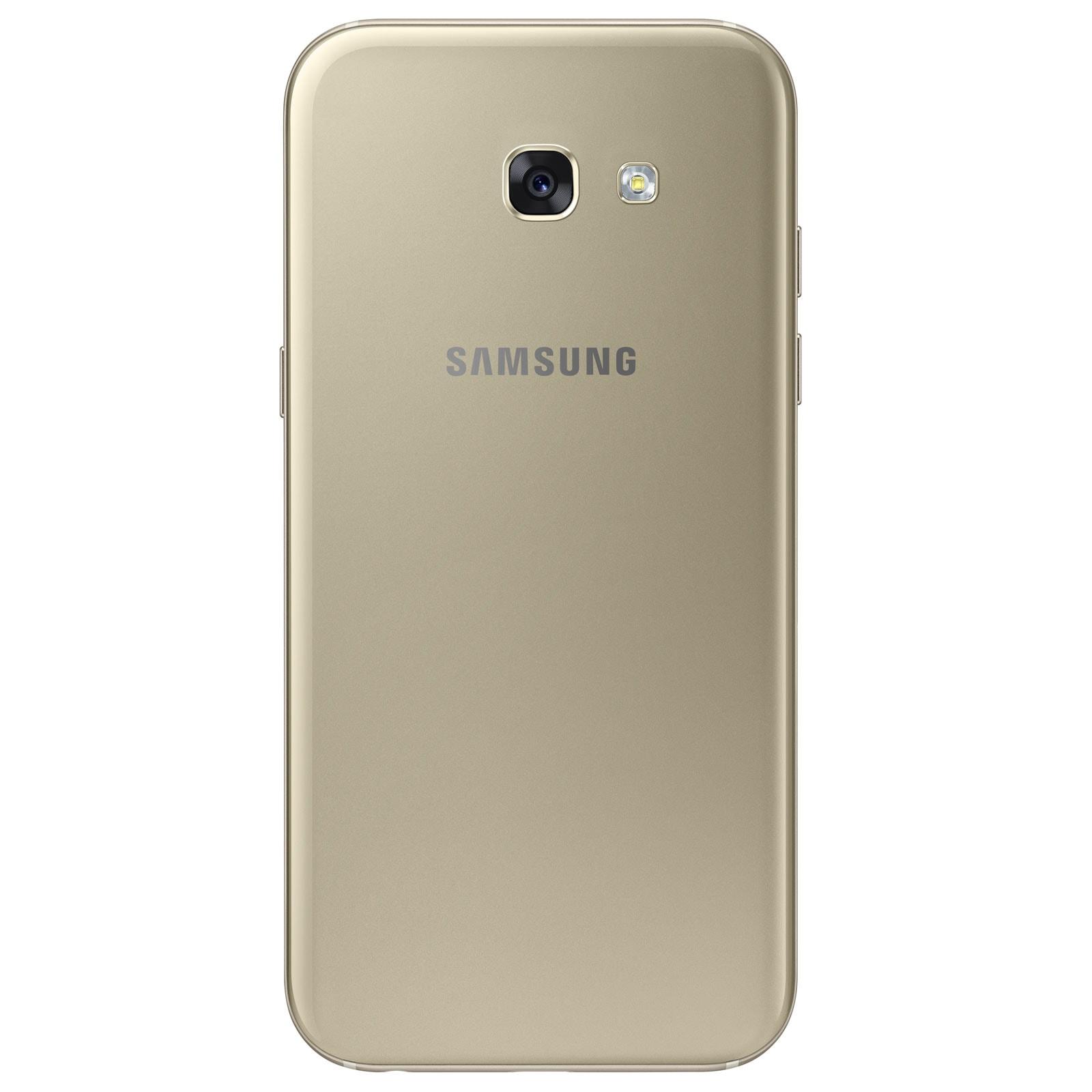 Samsung Galaxy A5 (2017) Or - Téléphonie Samsung - Cybertek.fr - 1
