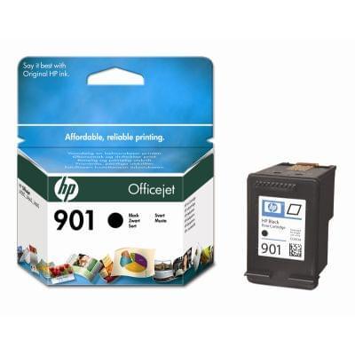 HP Cartouche 901 Noir (CC653AE) - Achat / Vente Consommable Imprimante sur Cybertek.fr - 0