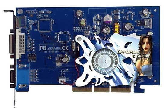 Twintech GF FX6200A (91520-60) - Achat / Vente Carte Graphique sur Cybertek.fr - 0