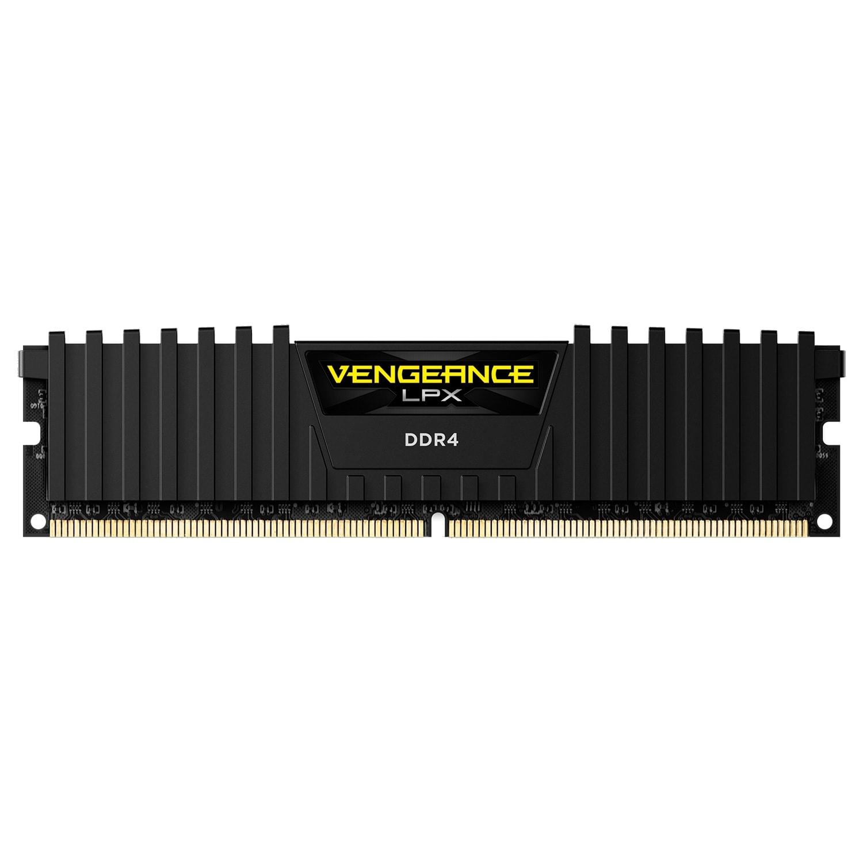 Corsair CMK16GX4M2A2400C16 (2x8Go DDR4 2400 PC19200) (CMK16GX4M2A2400C16) - Achat / Vente Mémoire PC sur Cybertek.fr - 0