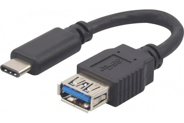 No Name adaptateur USB 3.0 Femelle (150311) - Achat / Vente Connectique PC sur Cybertek.fr - 0