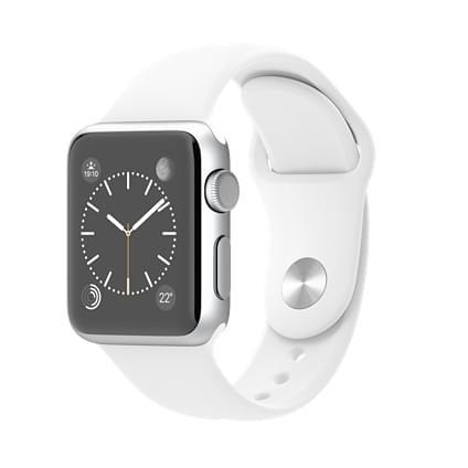 Apple Watch Sport 38mm Aluminium Blanc (MJ2T2FD/A) - Achat / Vente Téléphonie sur Cybertek.fr - 0