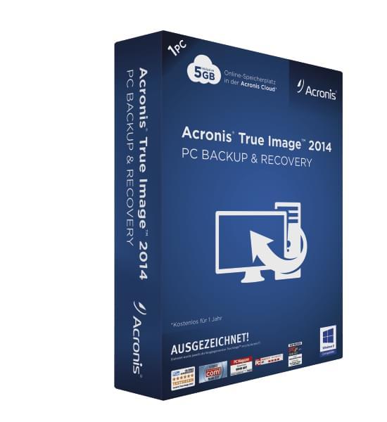 Acronis True Image (TIHWB2FRS) - Achat / Vente Logiciel Application sur Cybertek.fr - 0