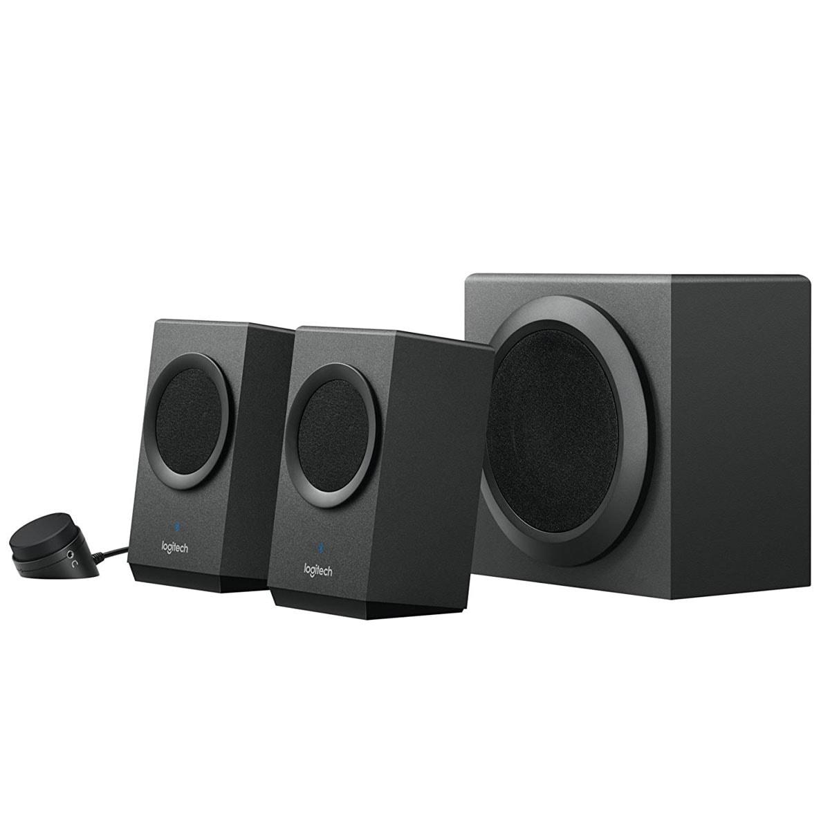 Logitech 2HP+Caisson Z337 Bold Sound - Enceinte PC Logitech - 0