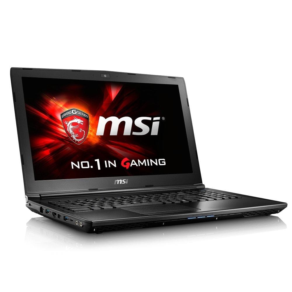 MSI GL62 6QF-622 (9S7-16J562-622) - Achat / Vente PC Portable sur Cybertek.fr - 0