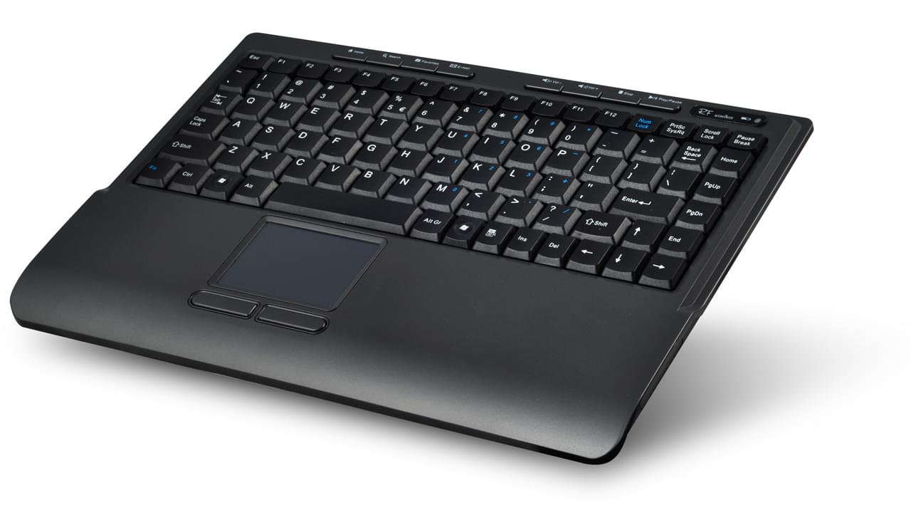 Advance Smart Touch Wireless 2.4G Keyboard (CLA-PAD1RF) - Achat / Vente Clavier PC sur Cybertek.fr - 0