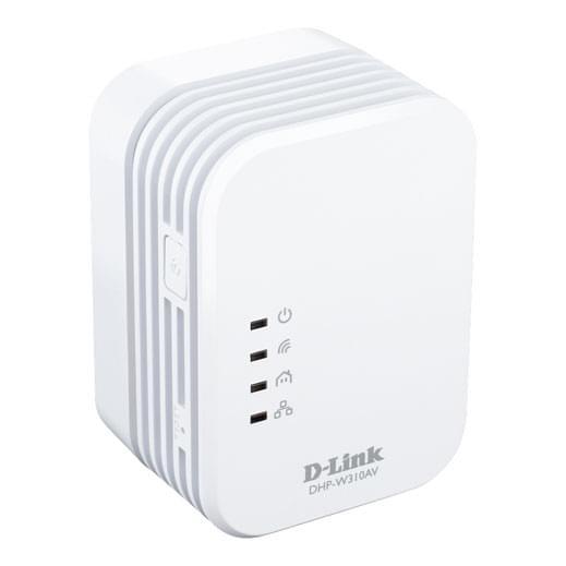 D-Link DHP-W310AV (500Mb) - WiFi - Adaptateur CPL - Cybertek.fr - 0