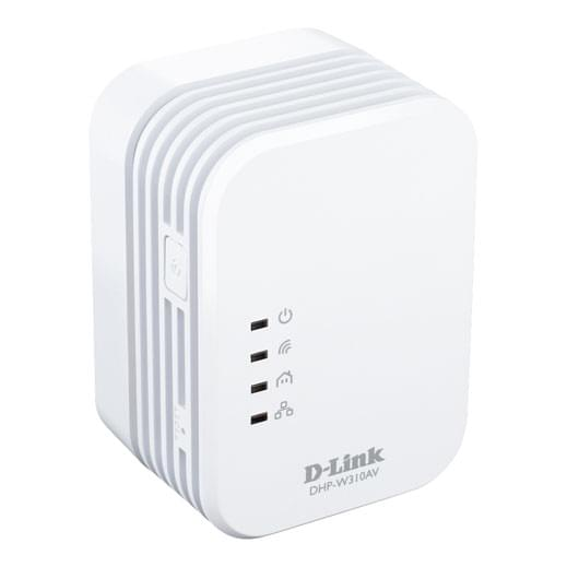 D-Link DHP-W310AV (500Mb) (DHP-W310AV) - Achat / Vente Adaptateur CPL sur Cybertek.fr - 0