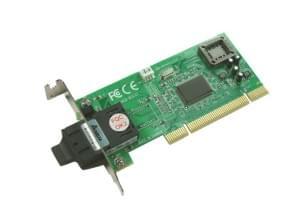 No Name PCI Fibre Optique 100FX connecteur SC - Carte réseau - 0