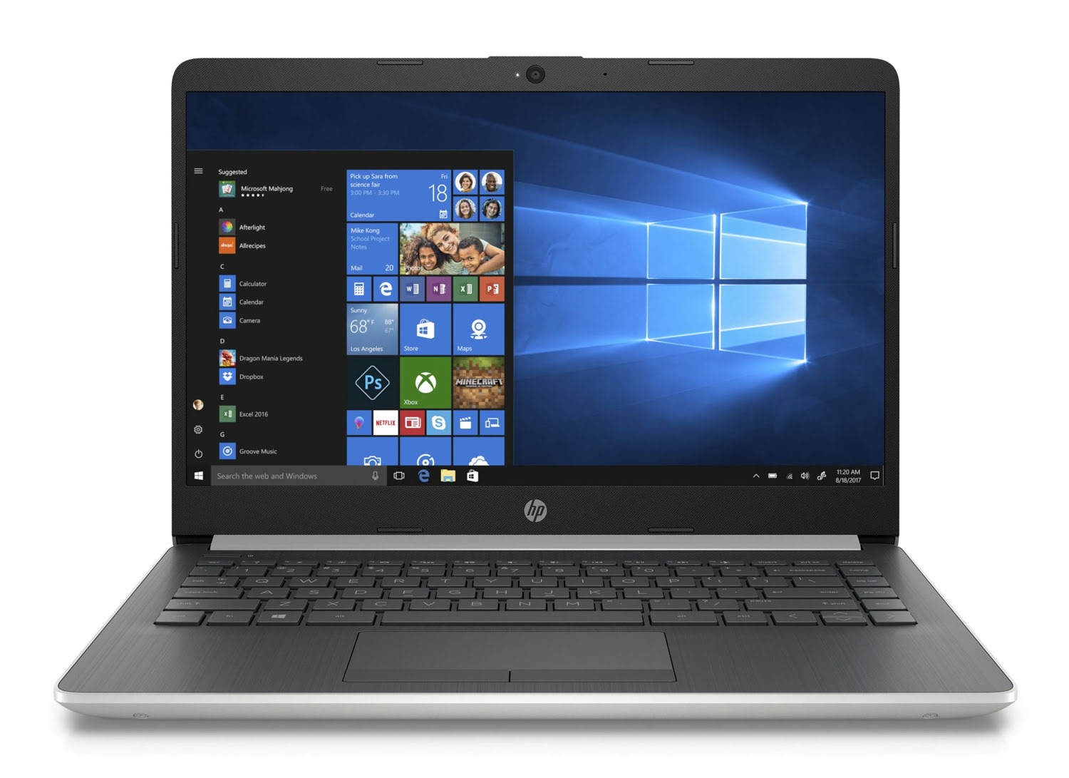 HP 4PK91EA#ABF - PC portable HP - Cybertek.fr - 3