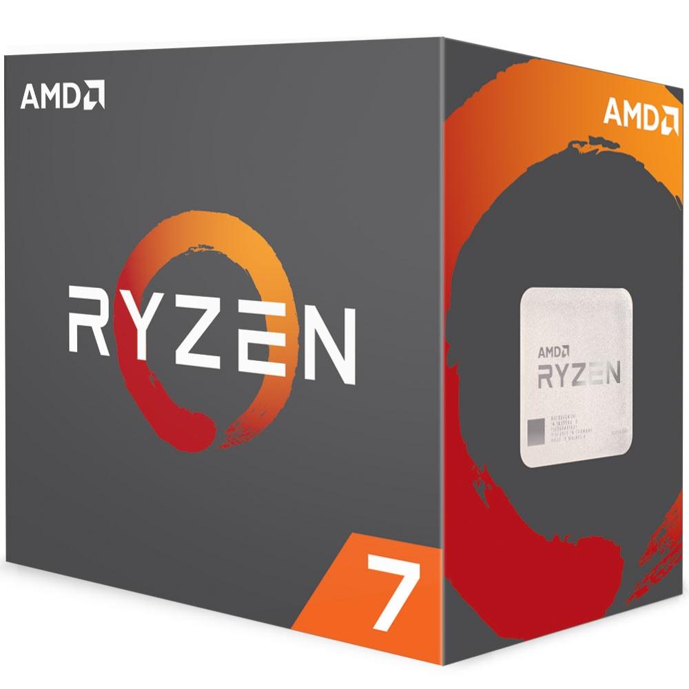 AMD Ryzen 7 1700X - 3.4GHz - Processeur AMD - Cybertek.fr - 0