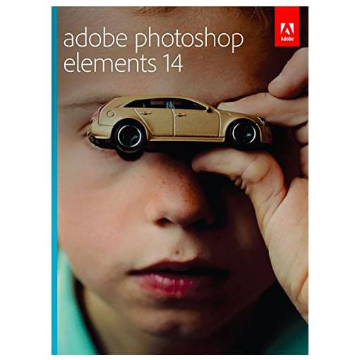 Adobe Photoshop Elements 14 (65263877) - Achat / Vente Logiciel Application sur Cybertek.fr - 0
