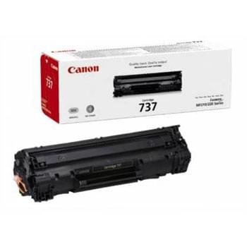 Toner Noir CRG 737 - 9435B002 pour imprimante Laser Canon - 0
