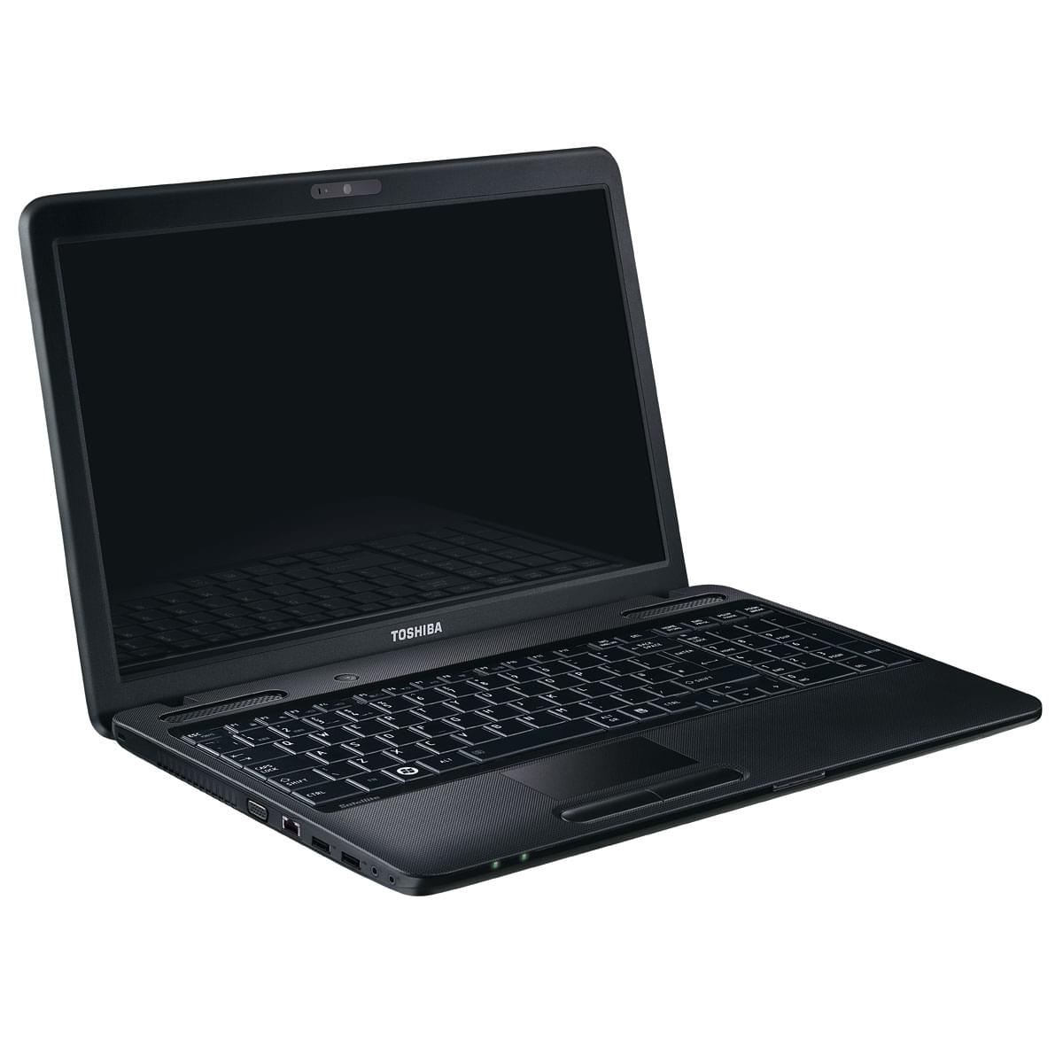 Toshiba Satellite C660-115 (PSC0LE-00500KFR) - Achat / Vente PC Portable sur Cybertek.fr - 0