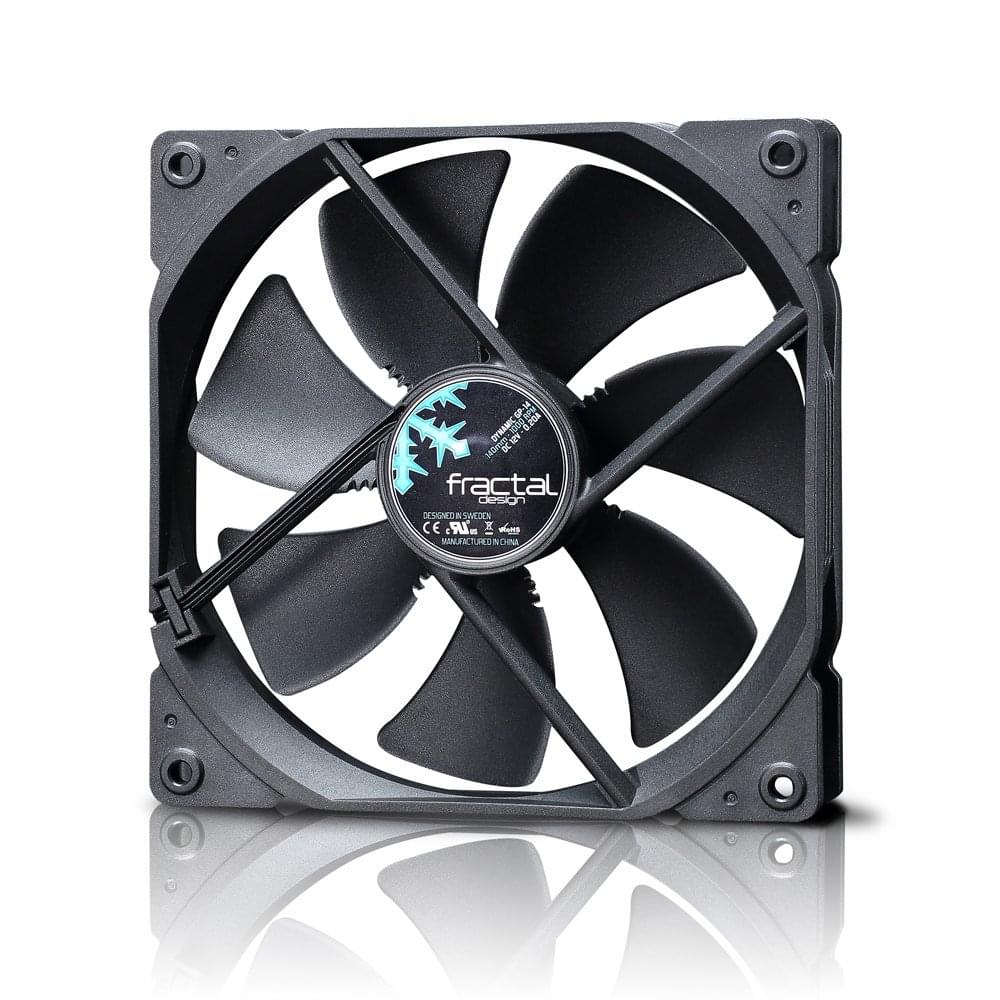 Ventirad Fractal Design Dynamic Series GP-14 Black - 0
