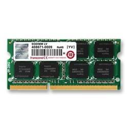 Transcend SO-DIMM 8Go DDR3 1600 TS1GSK64V6H - Mémoire PC portable - 0
