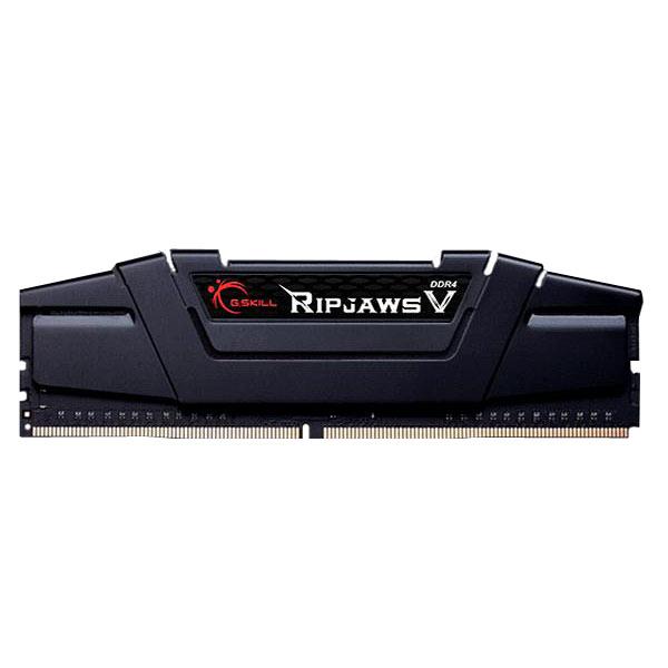 G.Skill F4-3400C16Q-32GVK (4x8Go DDR4 3400 PC27200) (F4-3400C16Q-32GVK) - Achat / Vente Mémoire PC sur Cybertek.fr - 1