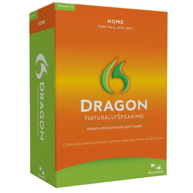 Nuance Dragon Naturally Speaking Home (avec micro) - Logiciel application - 0