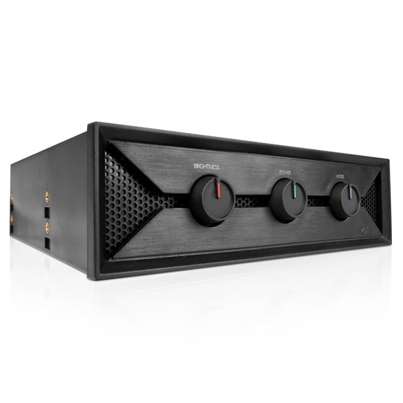 NZXT Boîtier de contrôle pour éclairage LED HUE (AA-HUE30-01) - Achat / Vente Accessoire Boîtier sur Cybertek.fr - 0