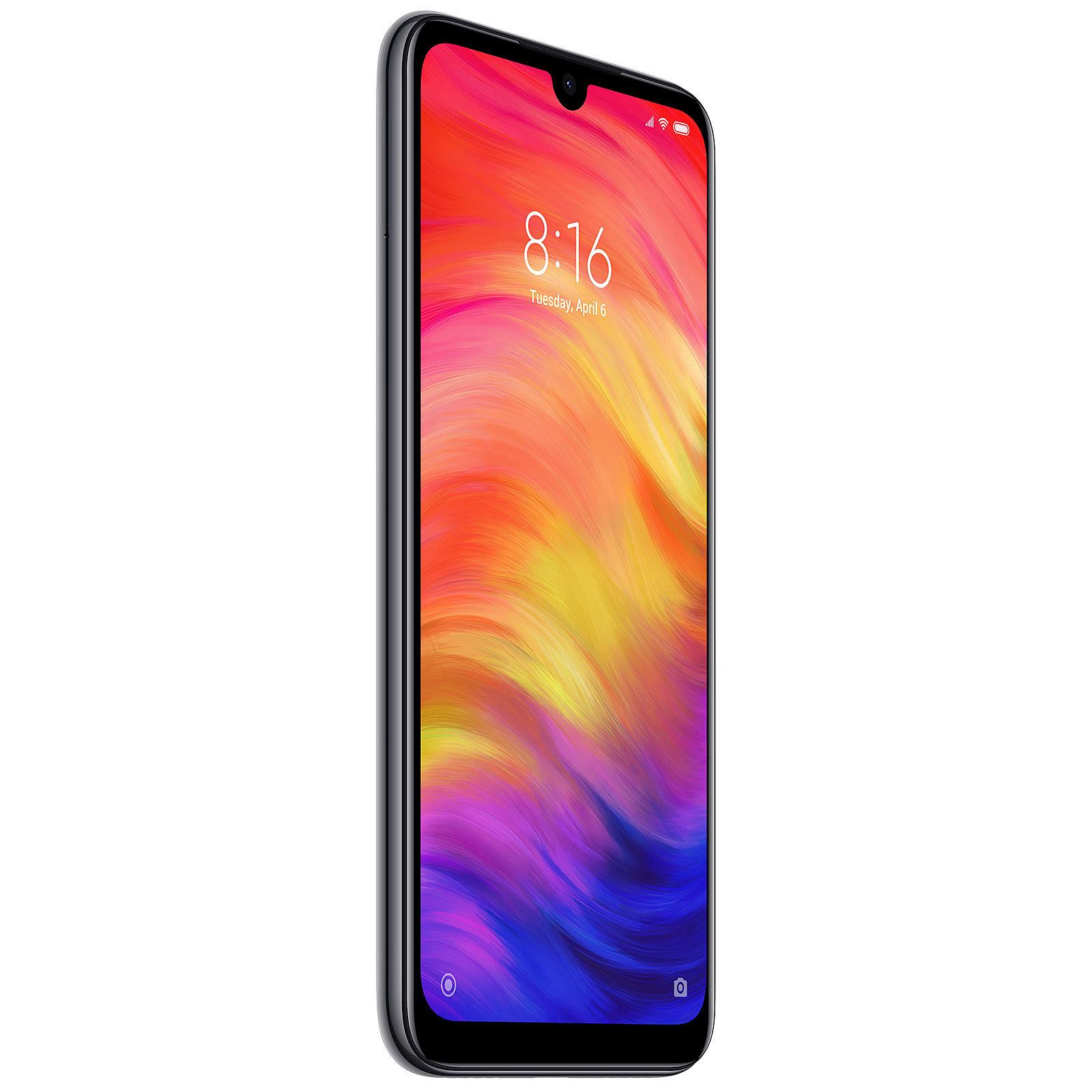 Xiaomi Redmi Note 7 4Go 64Go Noir - Téléphonie Xiaomi - 2