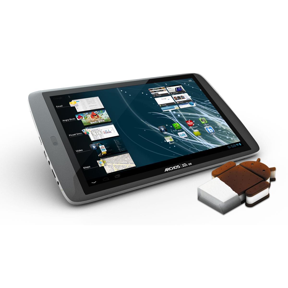 Archos 101 G9 Turbo ICS - Tablette tactile Archos - Cybertek.fr - 0
