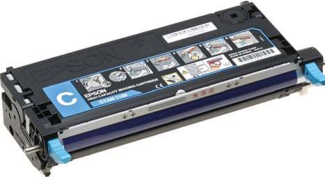 Epson Toner Cyan pour C2800 Haute Capacite (C13S051160) - Achat / Vente Consommable Imprimante sur Cybertek.fr - 0