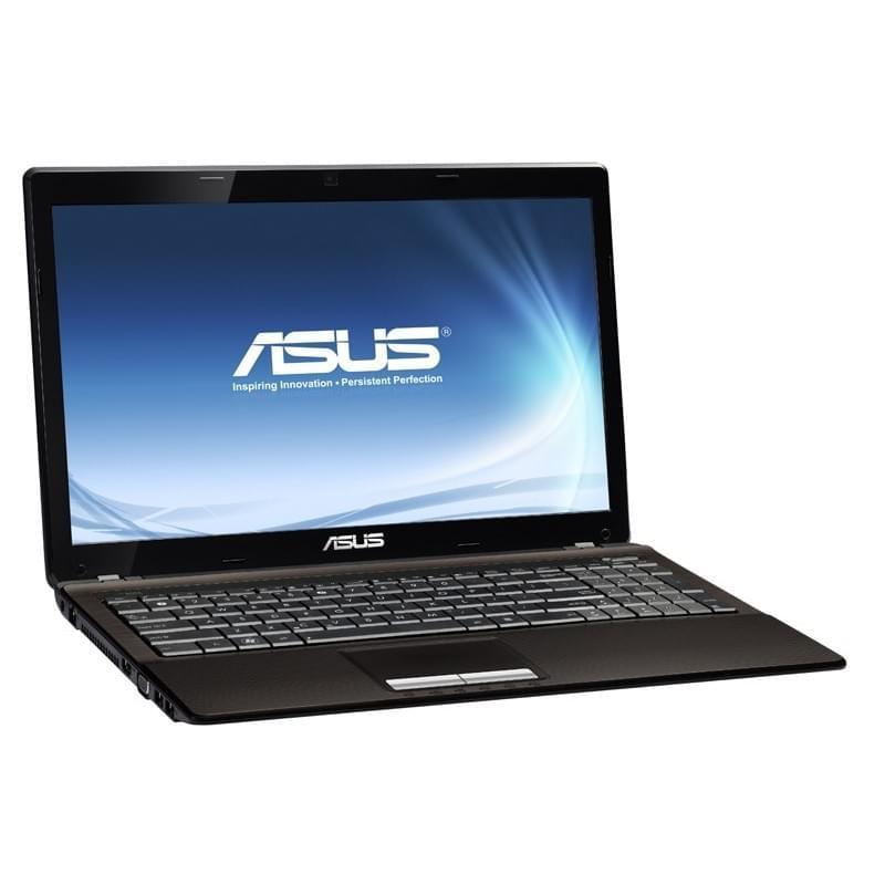 Asus X53U-SX366V (X53U-SX366V) - Achat / Vente PC portable sur Cybertek.fr - 0