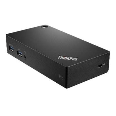 ThinkPad Pro Dock USB 3.0 - 40A70045EU - Lenovo - 0