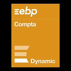 Cybertek Logiciel application EBP Compta DYNAMIC 12 mois + VIP