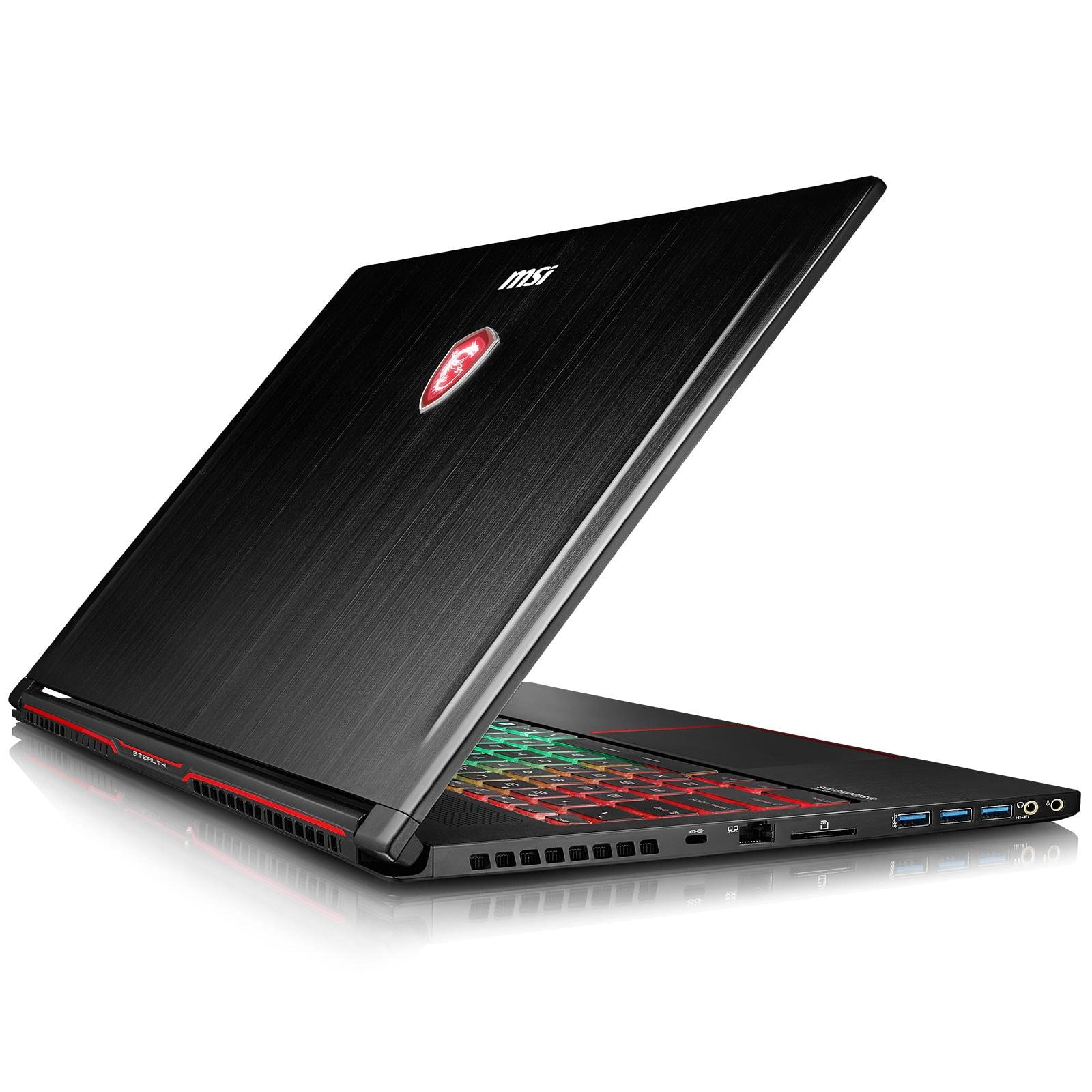 MSI GS63VR 7RG-009FR - PC portable MSI - Cybertek.fr - 1