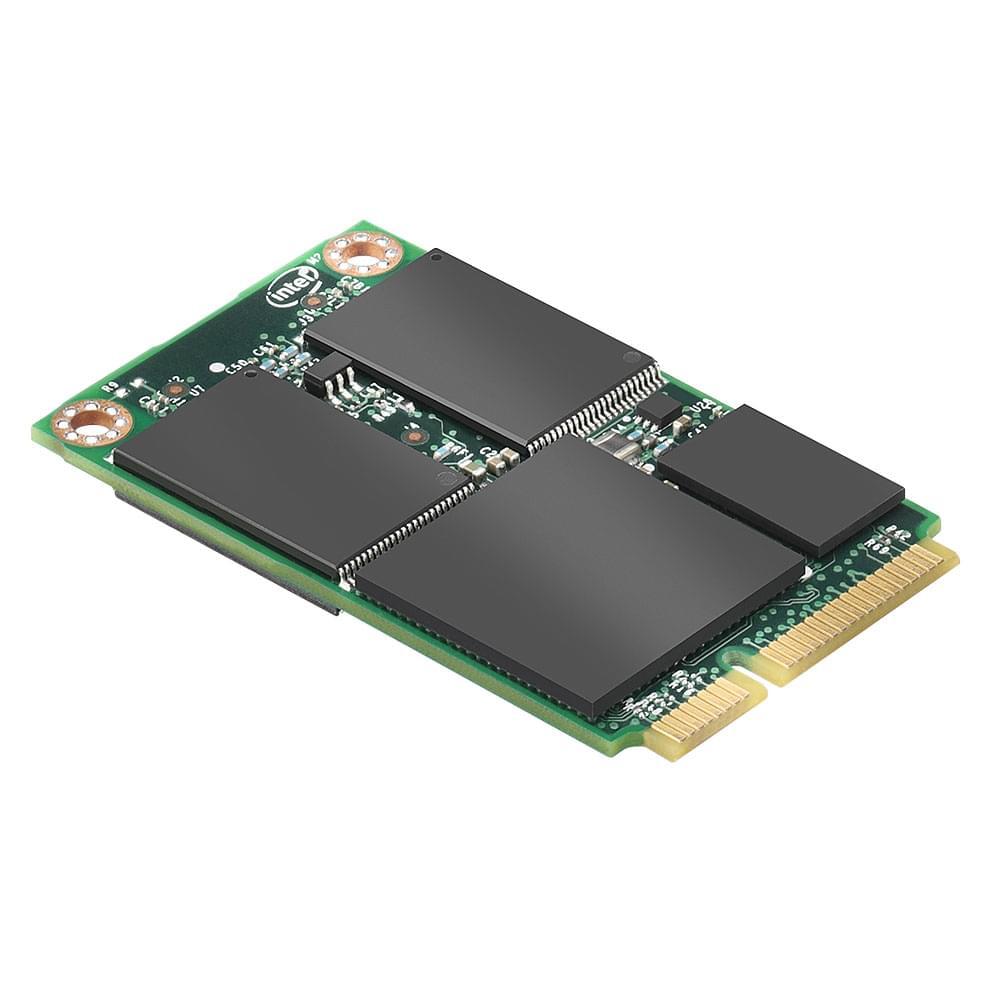 Intel 120Go SSD mSATA 525 Series (SSDMCEAC120B301) - Achat / Vente Disque SSD sur Cybertek.fr - 0