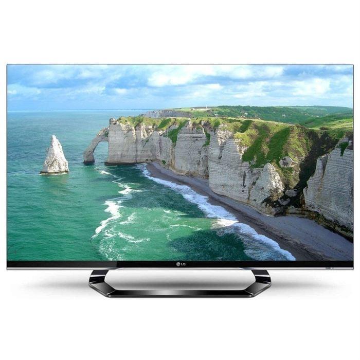 LG 47LM660S (47LM660S) - Achat / Vente TV sur Cybertek.fr - 0