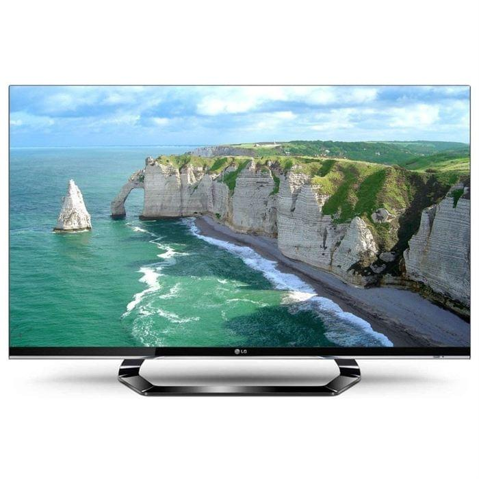 "LG 47LM660S - 47"" (119cm) LED 3D HD TV 1080P - TV LG - Cybertek.fr - 0"