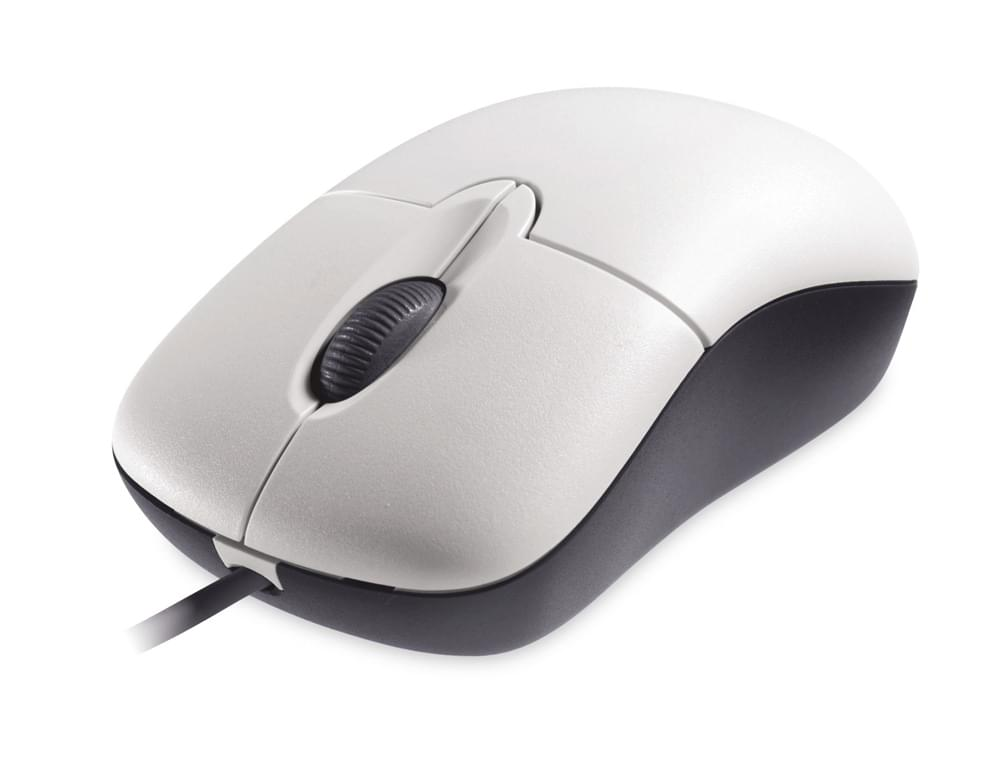Microsoft Basic Optical Mouse USB OEM - Souris PC Microsoft - 0