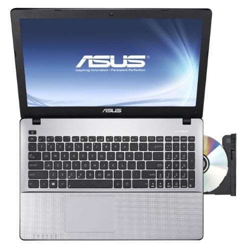 Asus X550LN-XO035H (X550LN-XO035H) - Achat / Vente PC portable sur Cybertek.fr - 0