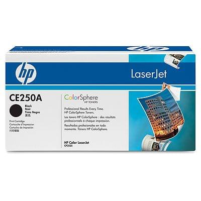 HP Toner Noir 5000 p (CE250A) - Achat / Vente Consommable Imprimante sur Cybertek.fr - 0