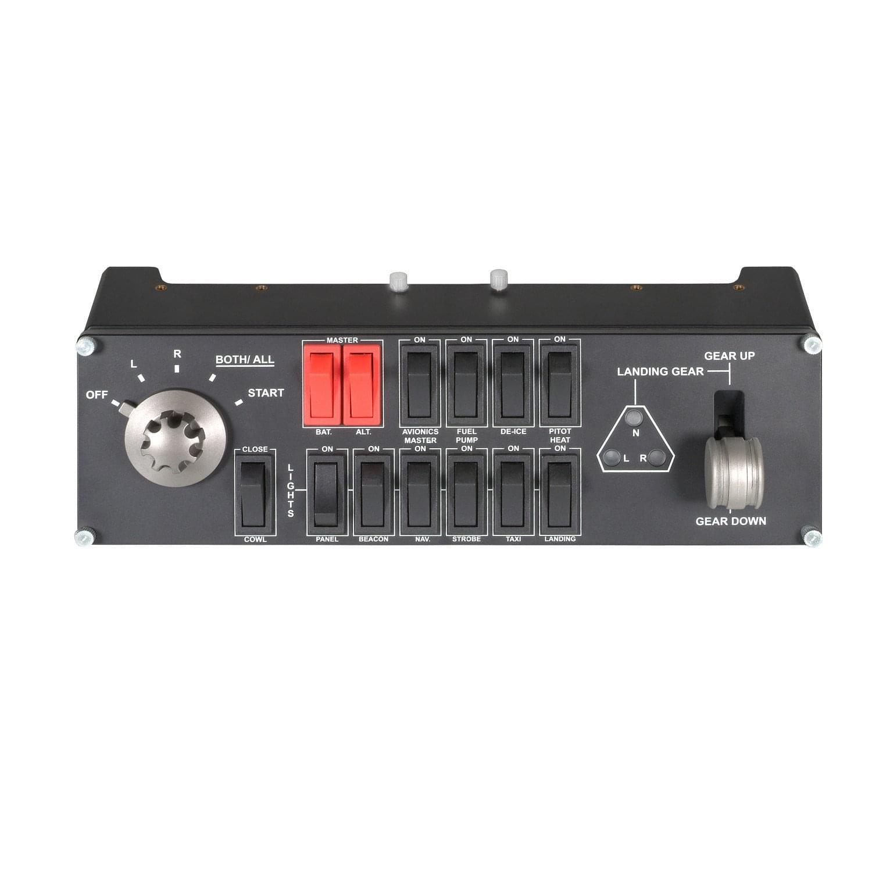 MAD CATZ Pro Fligh Switch Panel (PZ55) - Achat / Vente Périphérique de Jeu sur Cybertek.fr - 0