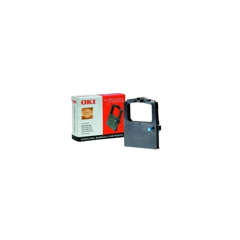 Toner Ruban pour OKI MicroLine 321 pour imprimante Laser Oki - 0