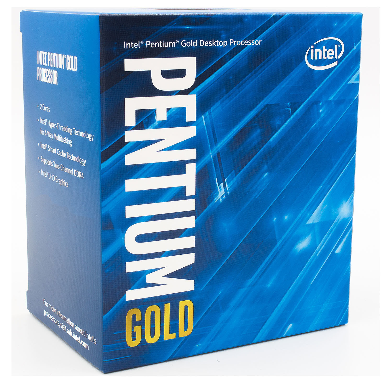 Intel Pentium Gold G6500 - 4.1GHz - Processeur Intel - Cybertek.fr - 0